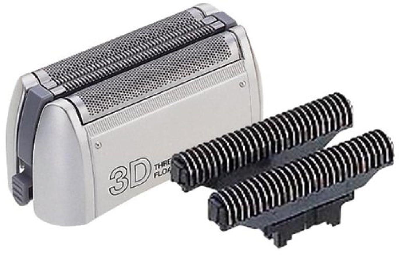 ブル権限応用パナソニック 替刃 Z-200外刃(カセット式)+内刃のセット ES9004