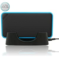 FastSnail Charging Dock For New Nintendo 2DS XL Charging Station Cradle Stand for 2017 New Nintendo 2DS XL/LL With Mini USB Cable [並行輸入品]