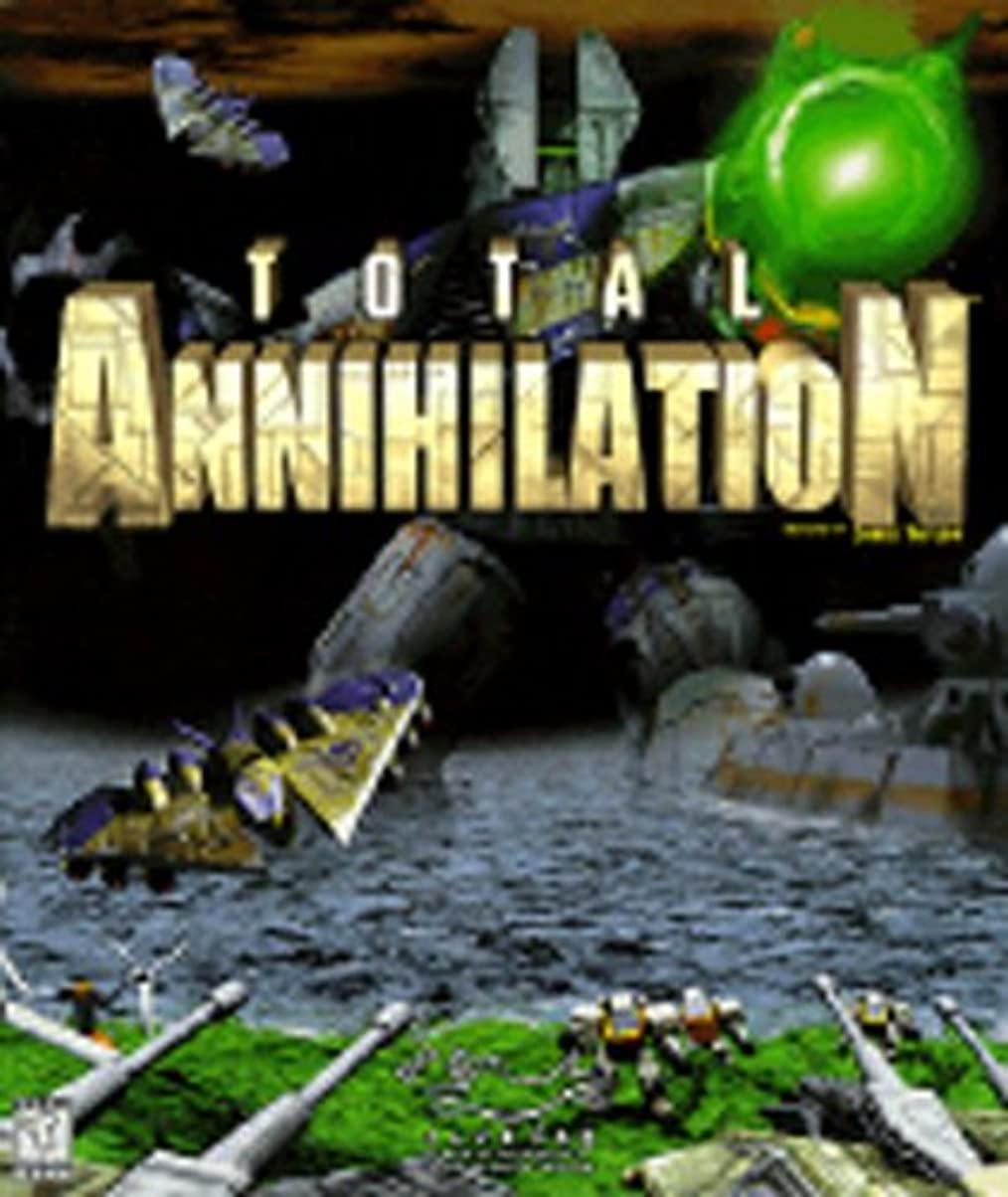 銅衝突所有者Total Annihilation Gold (Mac) (輸入版)