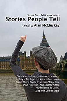 Stories People Tell by [McCluskey, Alan]