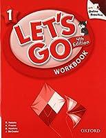 Let's Go: 1: Workbook with Online Practice Pack