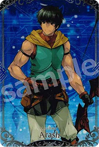 Fate/Grand Orderウエハース2 (FGO)【アーチャー/アーラシュ】N03