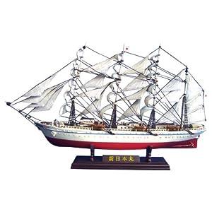 1/700 世界の帆船コレクション2 新日本丸