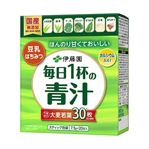 伊藤園 毎日1杯の青汁 粉末タイプ (有糖)