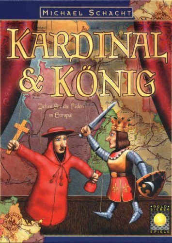 王と枢機卿 Kardinal und Koenig 絶版