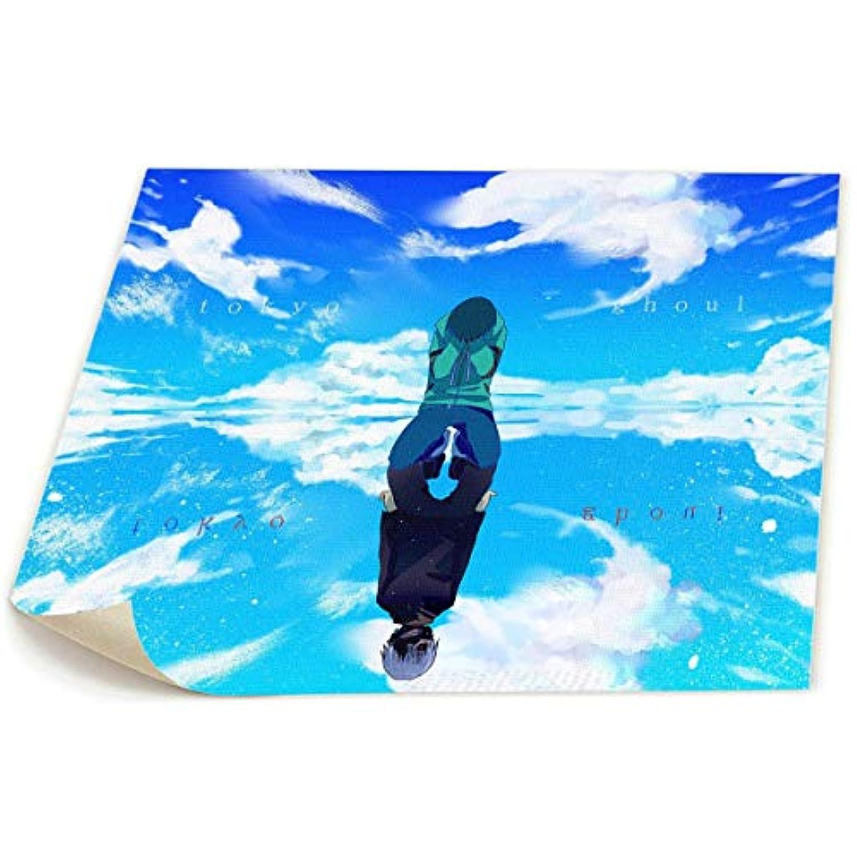 東京喰種トーキョーグール 金木 研 キャンバス 装飾 油絵 塗り絵 ホームデコレーション