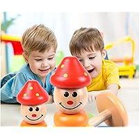 幼児期のゲーム 高品質ビルディングブロックコラムベビージオメトリ認知マッチングおもちゃクリエイティブギフト