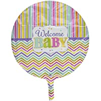 Amscan International 3091501 Foil Balloonsd-c: Baby Brights