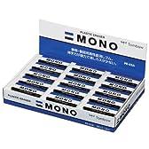 トンボ鉛筆 消しゴム MONO PE03 30個 PE-03A-30P