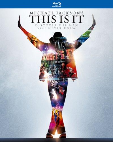 マイケル・ジャクソン THIS IS IT(特製ブックレット付き) [Blu-ray]の詳細を見る