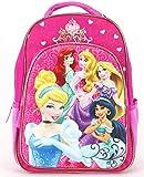 Disney Princess(ディズニープリンセス)アリエル・オーロラ・シンデレラ・ジャスミン・ラプンツェル 3D Backpack(バックパック・リュック) [並行輸入品]