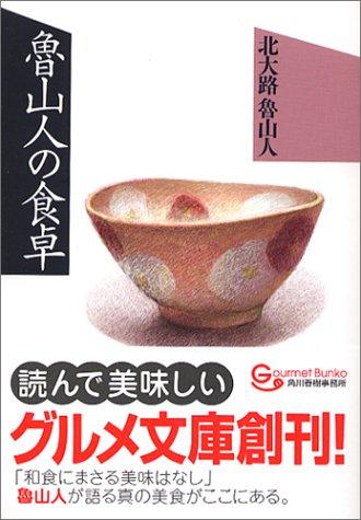 魯山人の食卓 (グルメ文庫)の詳細を見る