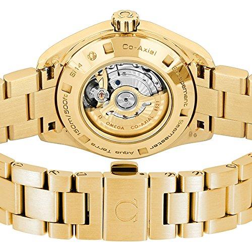 オメガ OMEGA シーマスター 自動巻き メンズ 腕時計 231.55.34.20.55.001 ホワイトパール [並行輸入品]