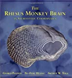 The Rhesus Monkey Brain in Stereotaxic Coordinates 画像