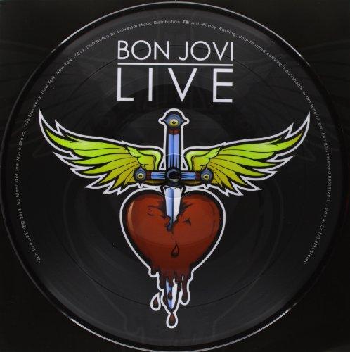 Bon Jovi Live [Analog]