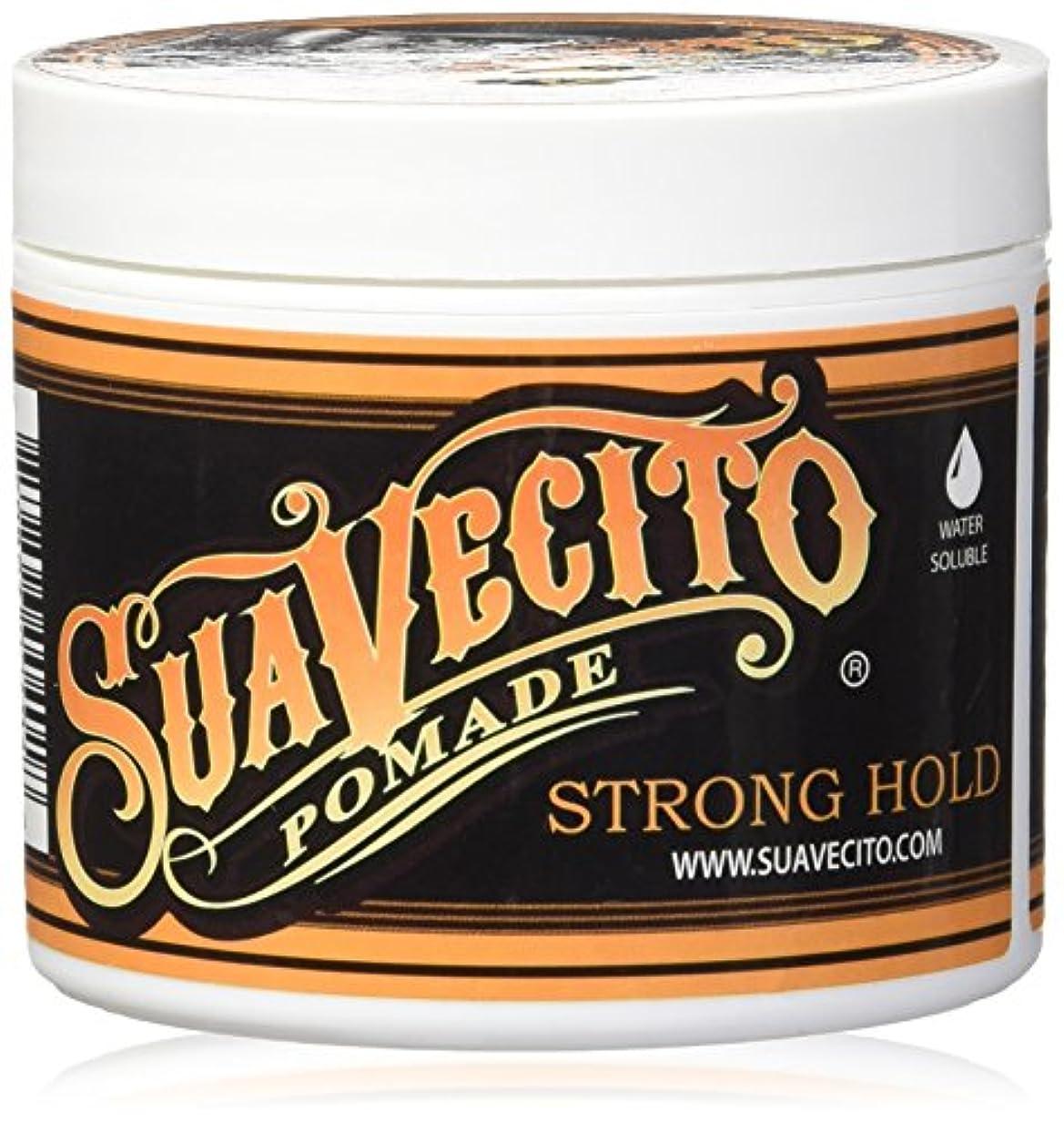 わざわざ足音ヨーグルト(Standard) - Suavecito Pomade Firme Hold, 120ml
