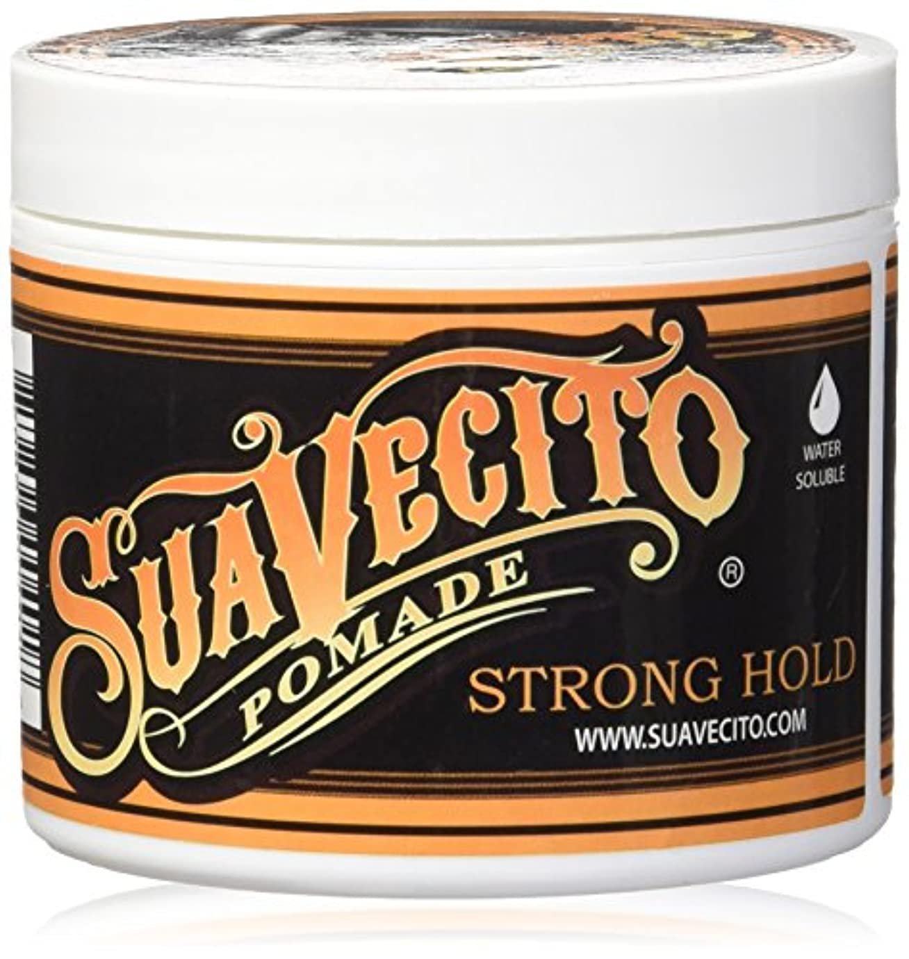 (Standard) - Suavecito Pomade Firme Hold, 120ml