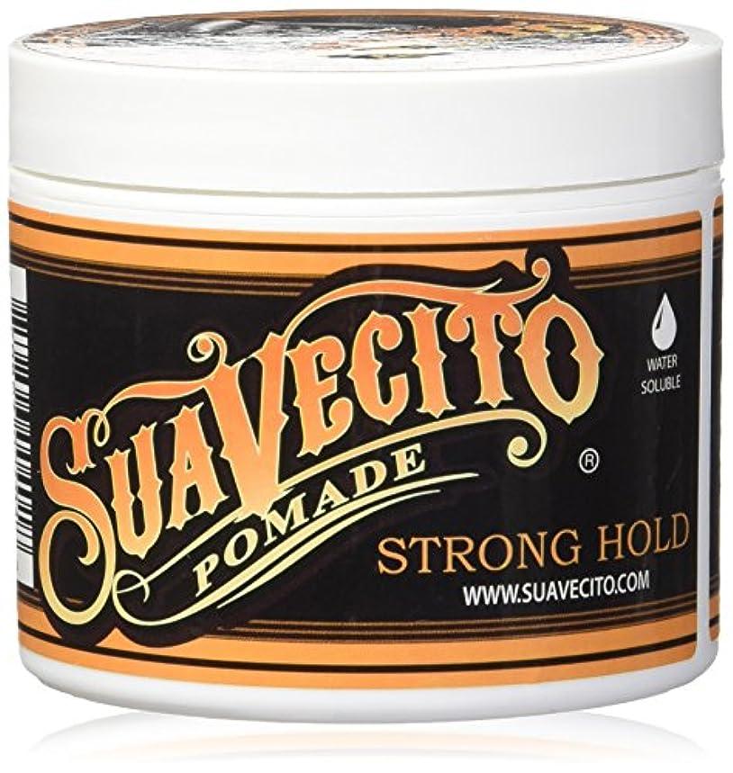 やりがいのあるメタリックポーズ(Standard) - Suavecito Pomade Firme Hold, 120ml