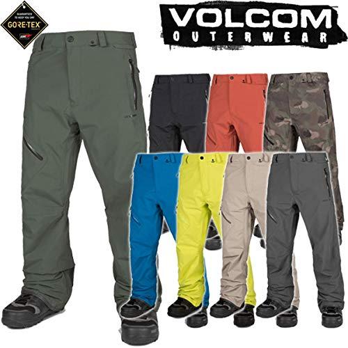 18-19 VOLCOM/ボルコム L GORE-TEX pant メンズ スノーウェア ゴアテックス パンツ スノーボードウェア 201...