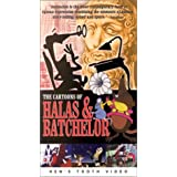 Cartoons of Halas & Batchelor [VHS] [Import]