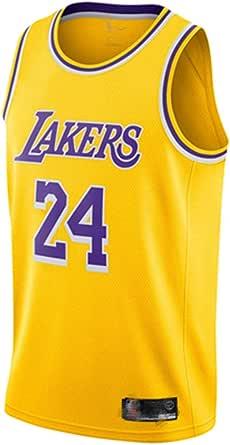 Men kids Kobe Bryant #24 Los Angeles Lakers Basketball Jersey Sports Top /&Vest
