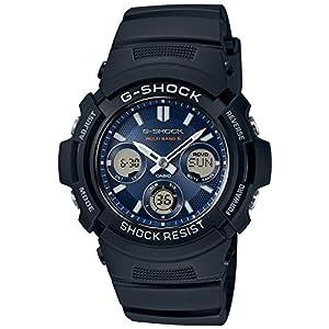 [カシオ]CASIO 腕時計 G-SHOCK 世界6局対応電波ソーラー AWG-M100SB-2AJF メンズ
