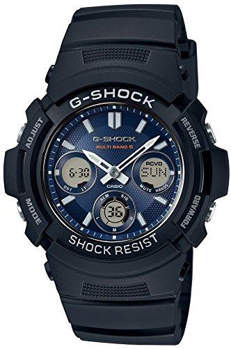 [カシオ]CASIO 腕時計 G-SHOCK ジーショック 電波ソーラー AWG-M100SB-2AJF メンズ