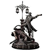 Bloodborne ブラッドボーン 狩人 ハンター アルティメットプレミアムマスターライン 1/4 スタチュー UPMBB-02