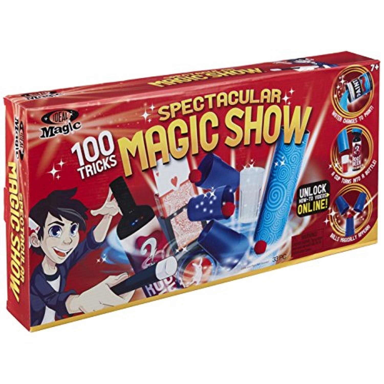 壮大なマジックショー DVD解説付き