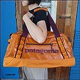 パタゴニア ダッフルバッグ PATAGONIA(パタゴニア) ブラックホール・ダッフル 45L ボストンバッグ    修学旅行