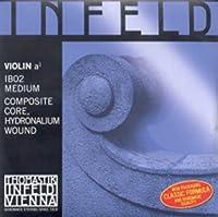 CUERDA VIOLIN - Thomastik (Infeld Azul/Ib02) (Sintetica Hydronalium) 2ェ Medium Violin 4/4