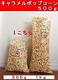 【業務用】キャラメルポップコーン[大容量 イベント、バザー、サプライズに] (500g(約15人分))