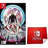 AI: THE SOMNIUM FILES(アイ: ソムニウム ファイル) -Switch 【CEROレーティング「Z」】 (【予約特典】スペシャルサウンドトラック~REVERIES IN THE RaiN~ &【Amazon.co.jp限定】Nintendo Switch ロゴデザイン マイクロファイバークロス 同梱)
