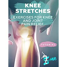 Knee stretches - exercises for knee pain relief.