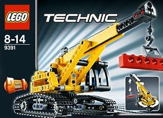 #9391 レゴ テクニック クローラー・クレーン