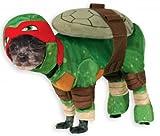 Amazon.co.jpTMNT - Raphael Pet Costume TMNT - ラファエルペットコスチューム♪ハロウィン♪サイズ:Large