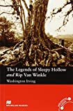 Macmillan Reader Level 3 The Legends of Sleepy Hollow and Rip Van Winkle Elementary Reader (A2)