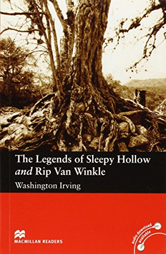 Macmillan Reader Level 3 The Legends of Sleepy Hollow and Rip Van Winkle Elementary Reader (A2)の詳細を見る