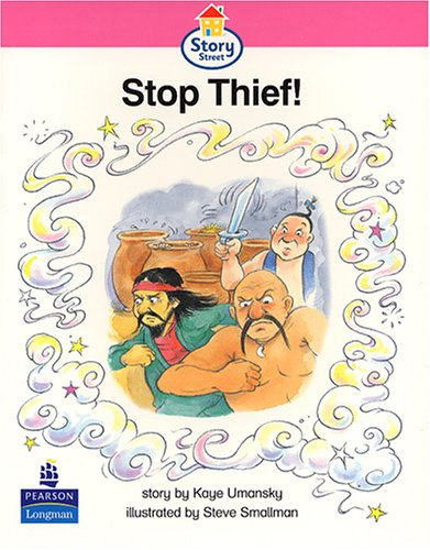 Stop Thief! (Literacy Land - Story Street)の詳細を見る