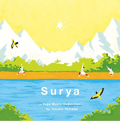 Surya-Yoga Music Collection-by Takako Yamada