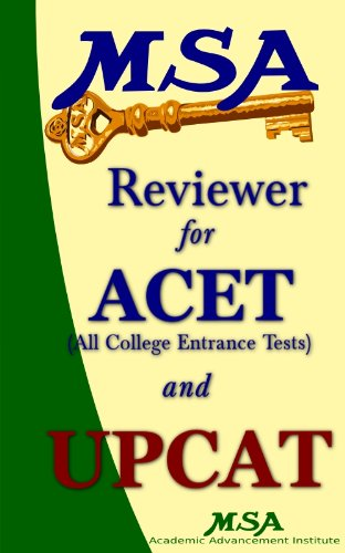 amazon co jp msa reviewer for acet all college entrance tests and