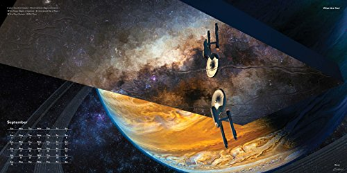 『Star Trek 2018 Wall Calendar: Ships of the Line』の3枚目の画像