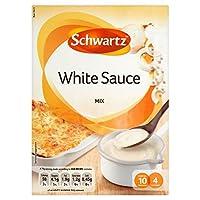 (Schwartz (シュワルツ)) 白醤油25グラム (x4) - Schwartz White Sauce 25g (Pack of 4) [並行輸入品]