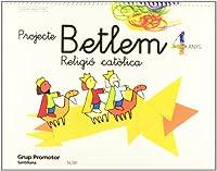 Proyecte Betlem, religió catolica, Educació infantil, 4 anys