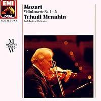 Mozart: Vln Ctos Nos 1 - 3