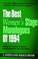 The Best Women's Stage Monologues of 1994