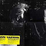 TAEMIN(SHINee)-WANT 2nd mini album-ポスター付(輸入盤)
