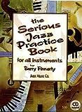 Serious Jazz Practice Book 画像