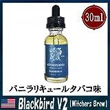 (ウィッチャーズブリュー)Witchers Brew 30ml 電子タバコ リキッド 海外 (Blackbird V2(ブラックバード))