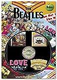 「サージェント・ペパーズ」&「マジカル・ミステリー・ツアー」ピンバッジ5点セット / 5 Pin Sgt Pepper & MMT 1967 Collectors Boxed Pin Set